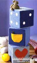 Гигантские кубики