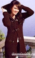 Жакет с капюшоном